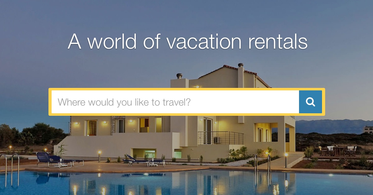 Press Hometogo Vacation Rentals